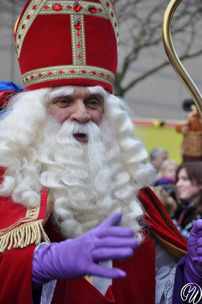Intocht Sinterklaas Stadshart Zoetermeer (ochtend)