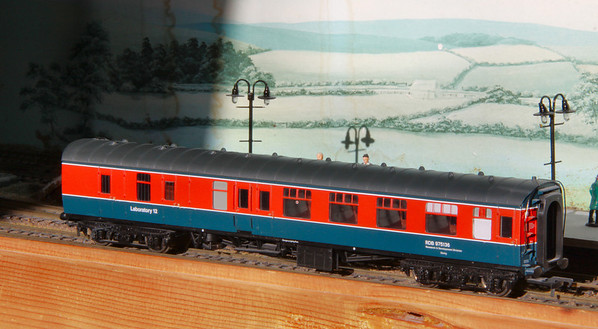 2011 Barton Model Railway