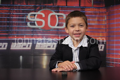 Adam on Sports Center - November 6, 2007