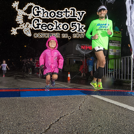 Ghostly Gecko 5K, 2017