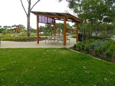 bonython park playspace