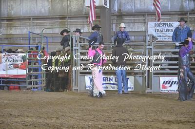 Western Edge Bull Riding 02-08-14