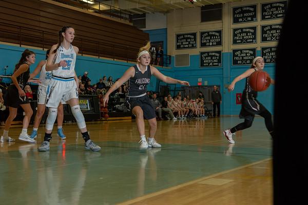 WM Girls Basketball vs WHS 1_4_19