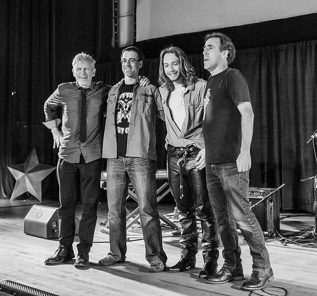 The Strange Parade - Live at Stargazers Oct 2017