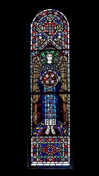 Saint Louis Sacrament Windows