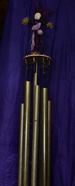 Large Steel Chimes