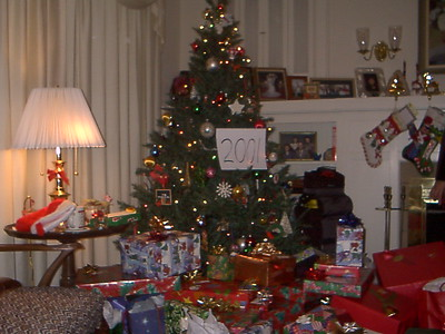 Christmas 2001 - Lakeland, FL