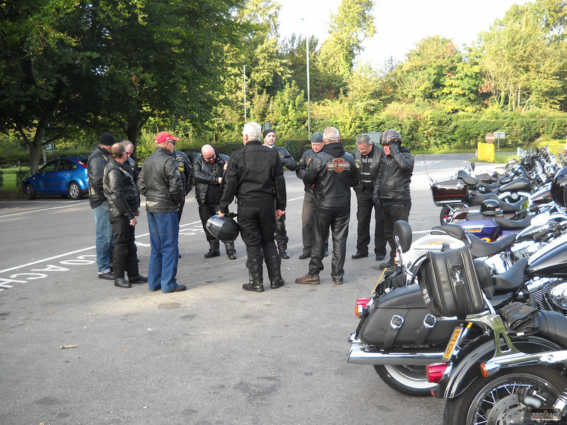 Woody's breakfast ride, 30 Sep 2012
