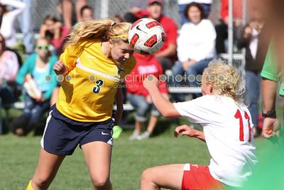 2011 Girls Districts Boise vs Meridian