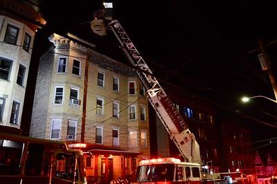 Yonkers Fatal 4th Alarm, Saratoga Ave