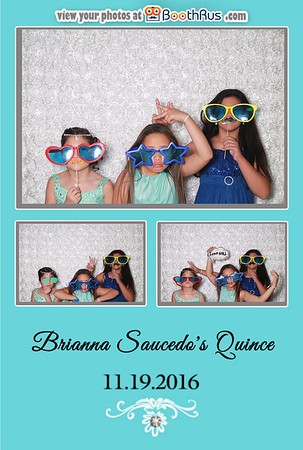 Brianna's 15th -11-19-2016