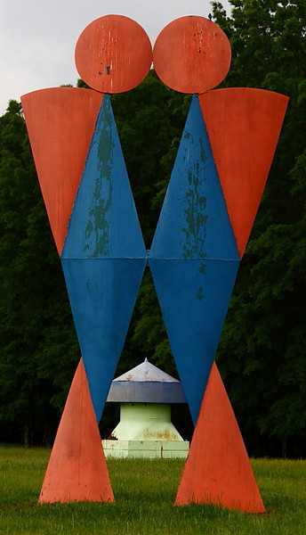 Bob Cage Sculpture
