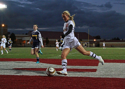 Courtney Soccer Highlights