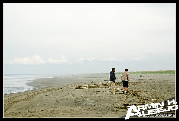 Camping Ocean Shores 2007