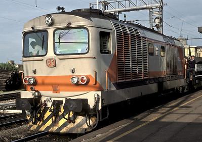 Italy Railways
