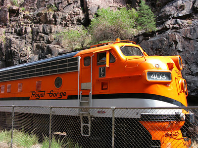 Royal Gorge / Canon City - August 2008