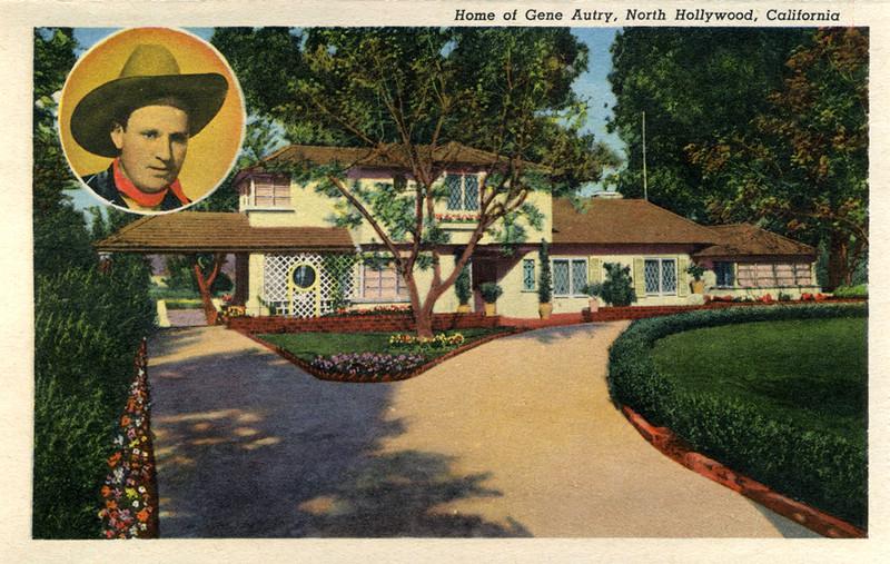 Home of Gene Autry