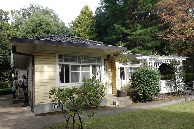 House of Okawa in Den'enchofu (1925)
