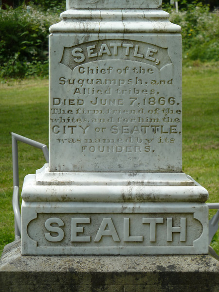 2010 06 Chief Seattle Gravesite