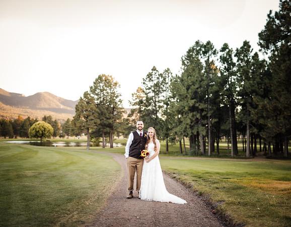 Hannah and Jesse   Elephant Rocks Wedding