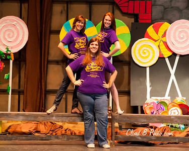 Willy Wonka Group Photos