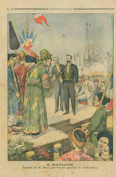 Arival of the Governor - 1902.jpg