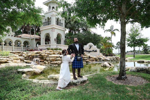 Mr. & Mrs. Dominguez