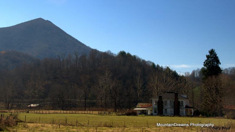 Farming Below The Mountain, Creston, NC