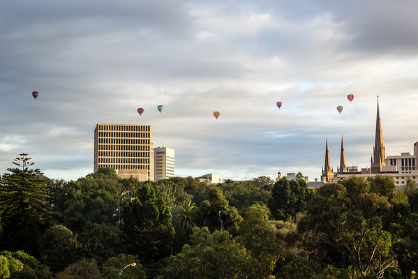 Melbourne, Australia (2012)