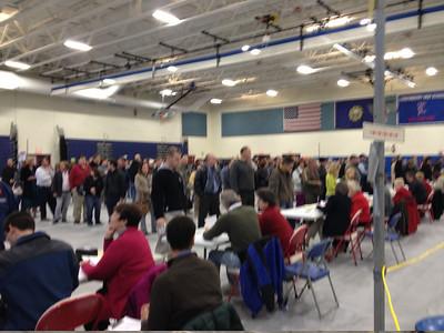 Election November 2012
