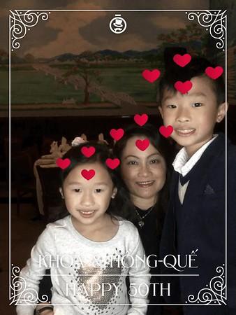 Khoa & Hong-Que (videos)