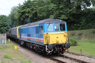 UK Preserved Railways