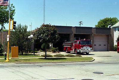 MELROSE PARK FIRE DEPARTMENT