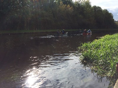 Wakefield College Canoeing and Cycling Autumn 2017
