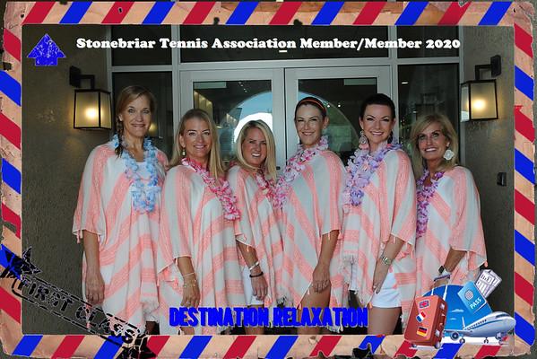 Stonebriar Country Club Tennis Member Event