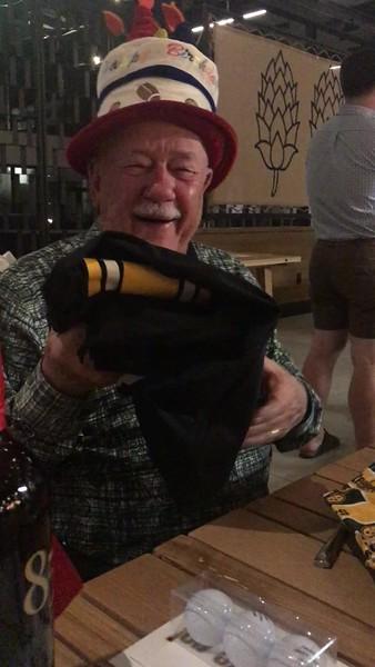 Pow Pow's 85th birthday videos