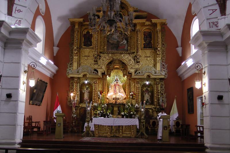 Iglesia de la Merced, Trujillo, Peru