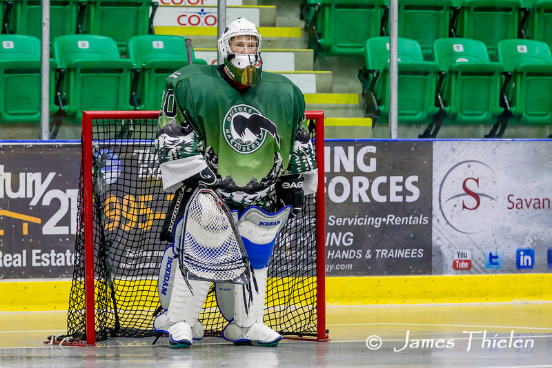 Game, June 15, 2014 Okotoks Marauders vs Rockyview Silvertips