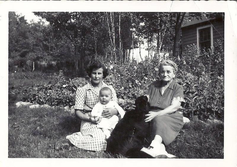 ELIZABETH, BUTCH RICHBURG, MARY LEINING