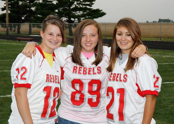 SNHS Football Team 2010