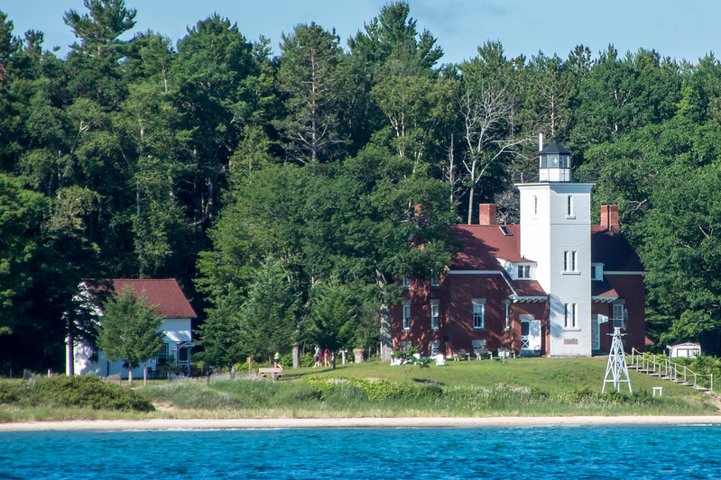 Forty Mile Point Light
