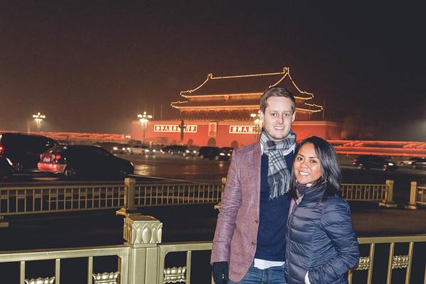 China   Beijing   Stop over
