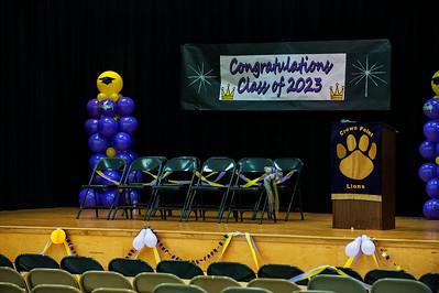 Crown Point Elementary School 2016 Graduation 6-3-16 by Jon Strayhorn