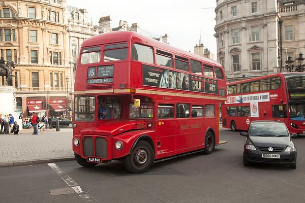 Stagecoach London