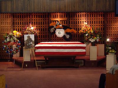 Neil Slater Funeral