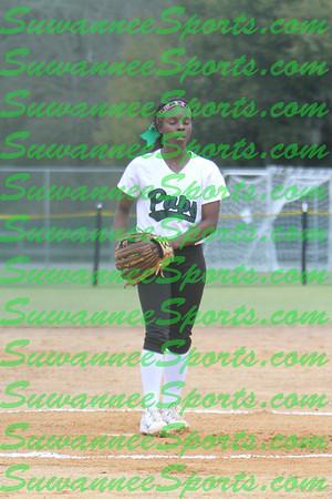 Suwannee Middle School Softball 2015