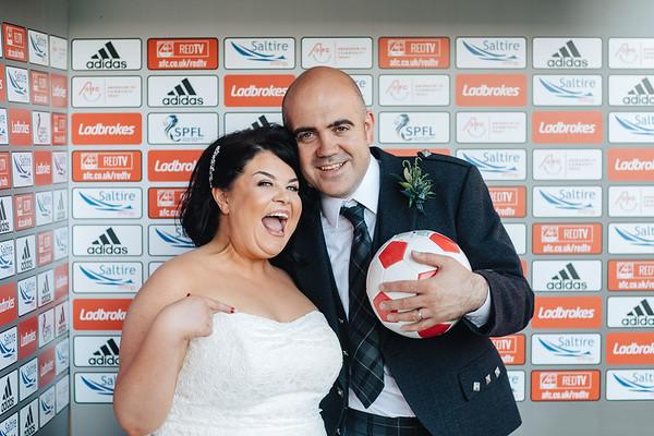 Beth & Steve Wedding