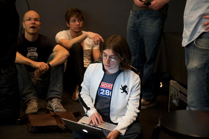 Francisco Tolmasky @tolmasky WWDC 2009