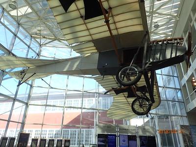 2018-04-21 Mariusz Puchacz At Museum Of Flight; Georgetown