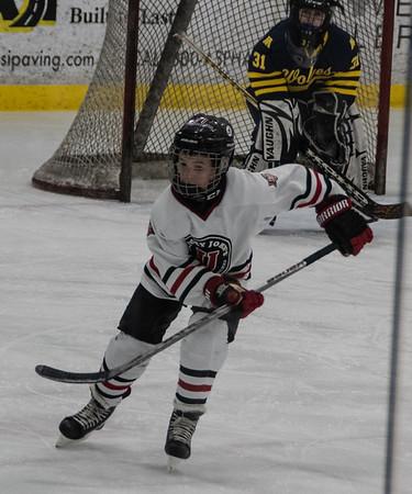 Liam's Hockey game 2/2/19